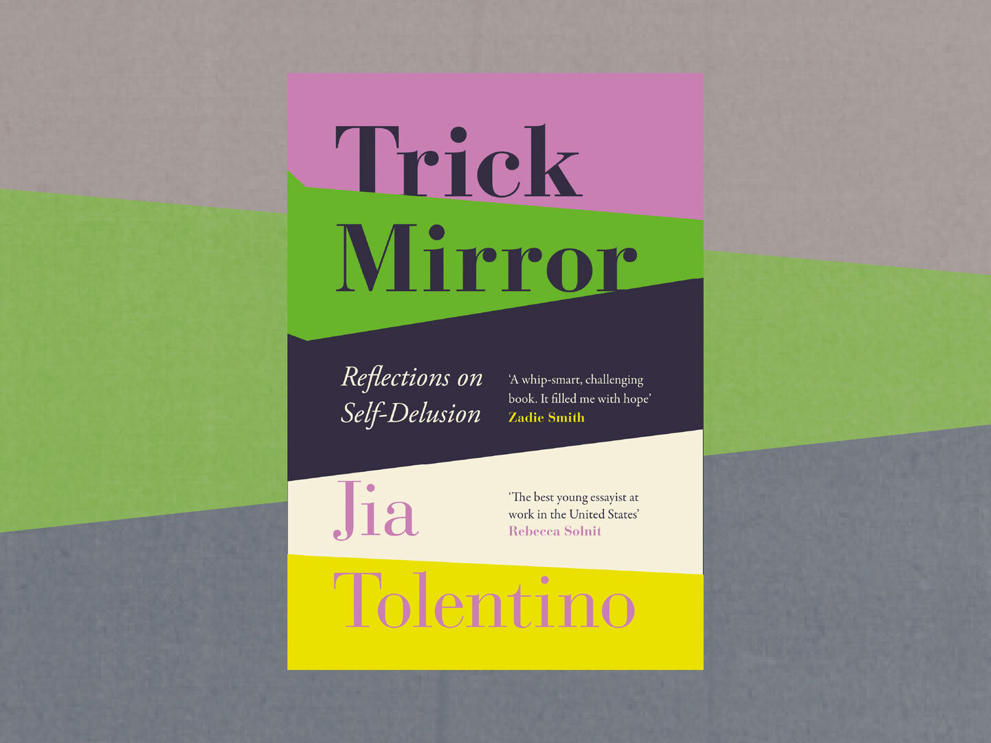 Discover trick mirror